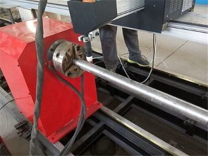 2017 Ný Portable gerð Plasma Metal Pipe cutter vél, CNC málm rör klippa vél
