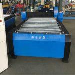 Kína 100a plasma klippa cnc vél 10mm plata málmur