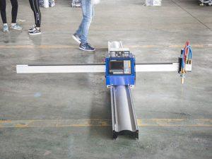 Ný tækni ör START CNC málmskútu / flytjanlegur plasma skurðarvél