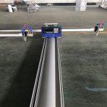 flytjanlegur cnc logi plasma klippa vél